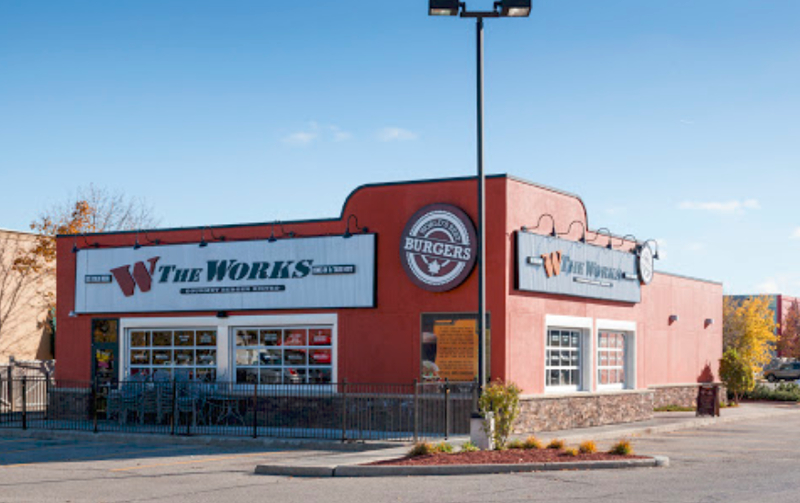 THE WORKS - GOURMET BURGER BISTRO